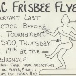 UMC Frisbee Flyers