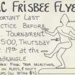 UMC Frisbee Flyers